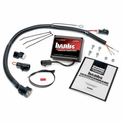 Banks Engineering - Banks - Transcommand Automatic Transmission Management Computer Ford 4R100 Transmission