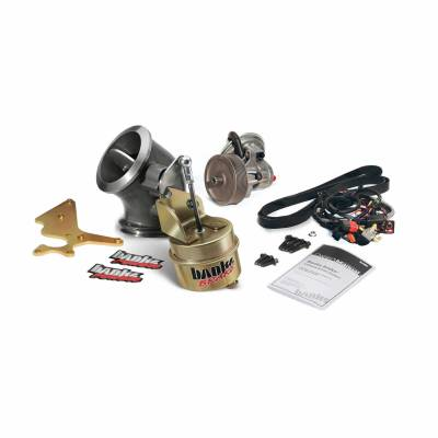 Banks Engineering - Banks - Brake Exhaust Braking System 04.5-05 Dodge 5.9L Manual