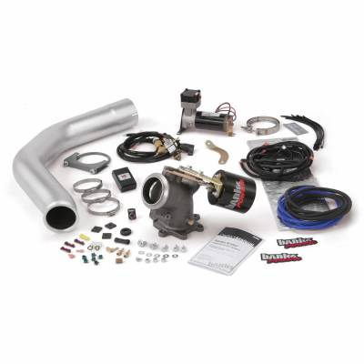 Banks Engineering - Banks - Brake Exhaust Braking System 99-99.5 Ford F-450/F-550 Super Duty 7.3L Banks Exhaust