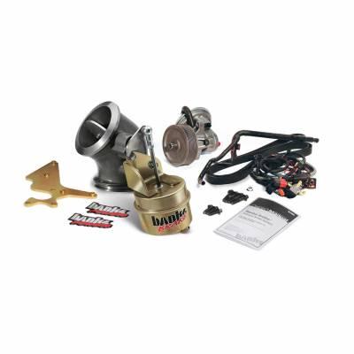 Banks Engineering - Banks - Brake Exhaust Braking System 06-07 Dodge 5.9L Manual Transmission