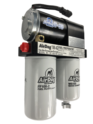 AirDog Fuel Systems - AIRDOG-II 4th Gen - DF-100-4G Fuel System - 2008-2010 Ford 6.4L