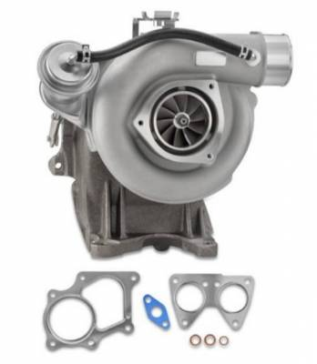 PurePower Technologies - IHI RHG6 Turbocharger - 2001-2004 GM 6.6L LB7 Duramax