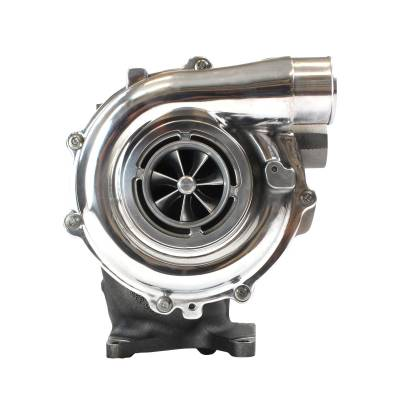 Industrial Injection - Industrial Injection - XR2 Series 65mm Turbocharger - 2004.5-2010 GM 6.6L Duramax