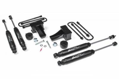 "Zone Offroad Products - 2"" Lift Kit with Nitro Shocks - 2011-2016 Ford F250"
