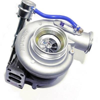 Holset Turbochargers - Holset NewHX35W Turbocharger Dodge 5.9L 12V - 94-95 Auto/Manual