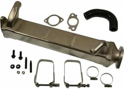 Standard Motor Products - Standard - Diesel EGR Cooler Kit (Horizontal) - 2008-2010 Ford 6.4L