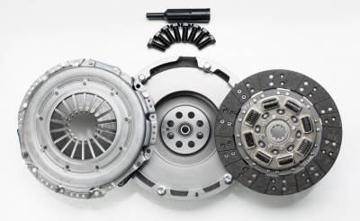 South Bend Clutch - South Bend Clutch 375hp Single Disc - 2006-2007 Duramax LBZ