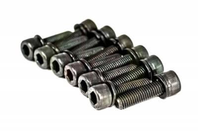 Deviant Race Parts - Deviant 86601 Exhaust Manifold Bolt Kit - 99-Up L6 Dodge 5.9L 6.7L