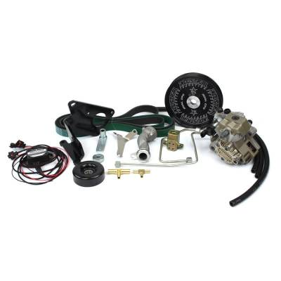 Industrial Injection - Industrial Injection - Dual CP3 Install Kit (Includes Pump) - 2004.5-2005 GM 6.6L LLY Duramax
