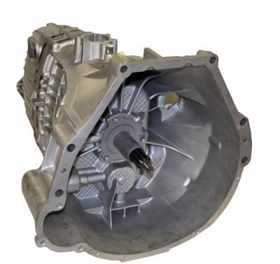 Zumbrota Drivetrain - Manual Transmissions - S6-S650F Manual Transmission for Ford 1999-2000 F-Series 7.3L 2WD 6 Speed