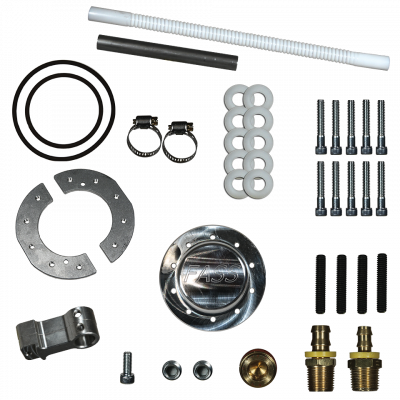 FASS Fuel Air Separation Systems - FASS Diesel Fuel Sump With Suction Tube Upgrade Kit