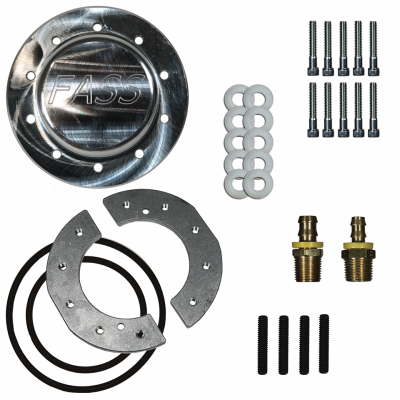 FASS Fuel Air Separation Systems - FASS Diesel Fuel Sump Kit - Bowl Only