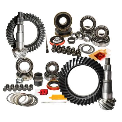 Nitro Gear & Axle - Ram 2500/3500 Front & Rear Gear Package Kit 4.11 Ratio 11-15 Ram 2500/3500 13-50 Ram with Aisin Trans