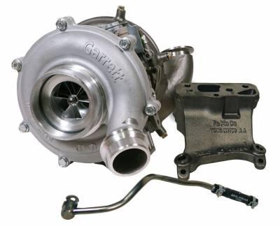 BD Diesel Performance - 6.7L POWER STROKE SCREAMER TURBO - FORD 2015-2016 F250 / F350 PICK-UP