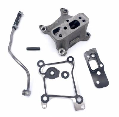 Ford - Ford 17-19 Pedestal Conversion Kit for 2015-2016 Ford 6.7 Powerstroke