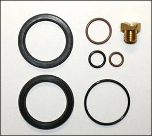 alliant power - fuel filter housing o ring kit - 01-10 gm duramax