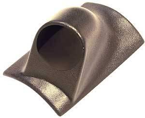 Auto Meter Gauges - Pillar Mount - Single Pod (Black)