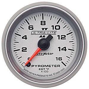 Auto Meter Gauges - Auto Meter Ultra-Lite II Pyrometer
