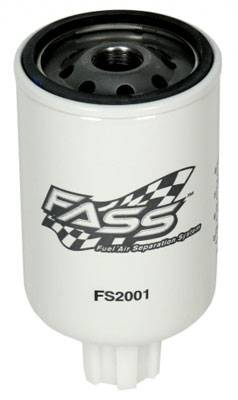 FASS Fuel Air Separation Systems - FASS Titanium Series Water Separator