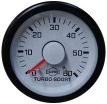 Isspro Gauges - Isspro EVM Boost Gauge Kit 60 psi