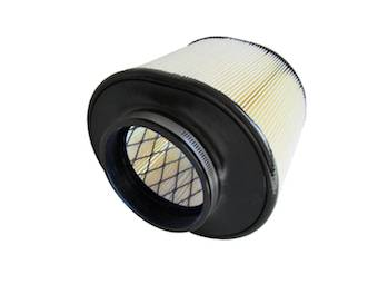 S&B Filters - S&B - Cold Air Intake Replacement Filter - Dry Disposable - 01-10 Duramax / 94-09 Cummins