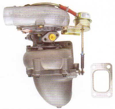 Garrett / AiResearch Turbochargers - Garrett Turbocharger Ford Diesel 7.3L IDI - Garrett ReMan