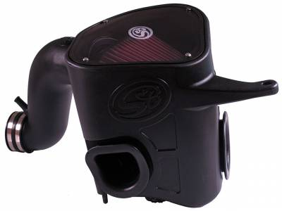 S&B Filters - S&B - Cold Air Intake - 13-18 Dodge 6.7L