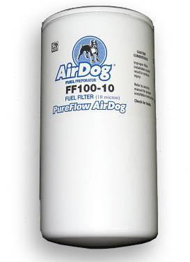AirDog Fuel Systems - Airdog Fuel Filter 10 Micron