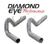2008 - 2010 6.4L Ford Power Stroke - Exhaust Systems - 08-10 Ford 6.4L - Diamond Eye - 08-10 Ford 6.4L