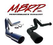 2008 - 2010 6.4L Ford Power Stroke - Exhaust Systems - 08-10 Ford 6.4L - MBRP - 08-10 Ford 6.4L