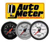 Gauges & Gauge Holders - 08-10 Ford 6.4L - Gauges - 08-10 Ford 6.4L - Auto Meter - 08-10 Ford 6.4L