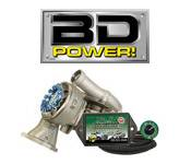 2008 - 2010 6.4L Ford Power Stroke - Braking Solutions - 08-10 Ford 6.4L - BD Power - 08-10 Ford 6.4L