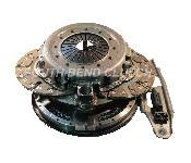 Transmissions - 08-10 Ford 6.4L - Heavy Duty Clutch Kits - 08-10 Ford 6.4L - Street Dual Disc - 08-10 Ford 6.4L
