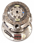 South Bend Clutch - South Bend Clutch 375hp - 87-94 Ford 7.3L DI Non-Turbo 5-Speed