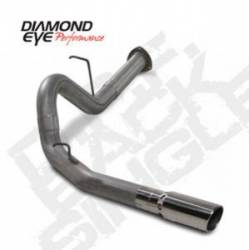 Exhaust Systems - GM Duramax LML - Diamond Eye - GM Duramax LML LGH - DPF Back Exhaust - GM Duramax LML LGH