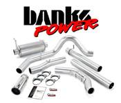 1998 - 2003 7.3L Ford Power Stroke - Exhaust Systems - 98-03 Ford 7.3L - Banks - 98-03 Ford 7.3L