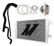 Chevy / GMC - 2004 - 2005 6.6L Duramax LLY - Radiator & Water Pump - GM Duramax LLY