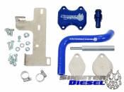 Sinister - EGR Valve/Cooler Delete Kit - 10-14 Dodge 6.7L