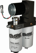 Ford - 2008 - 2010 6.4L Ford Power Stroke - FASS Fuel Air Separation Systems - FASS Titanium 95GPH - 08-10 Ford 6.4L