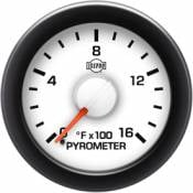 Ford - 2003 - 2007 6.0L Ford Power Stroke - Isspro Gauges - Isspro EV2 Pyrometer 1600
