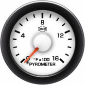 Ford - 2008 - 2010 6.4L Ford Power Stroke - Isspro Gauges - Isspro EV2 Pyrometer 1600