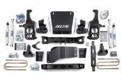 "BDS Suspension - 6-1/2"" Suspension Lift Kit - 11-18 GM 2500/3500 2WD/4WD"