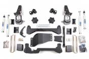 "BDS Suspension - 4-1/2"" Suspension Lift Kit - 01-10 Chevy/GMC HD 4WD - Image 1"