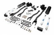 """BDS Suspension - 4"""" 4-Link Suspension Lift Kit - 13-18 Dodge RAM 3500 4WD Diesel - Image 2"""
