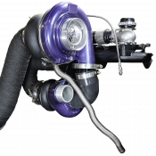 ATS Diesel Performance - ATS - Aurora 3000/5000 Twin Turbo Kit - Dodge 1998.5-2002 24v