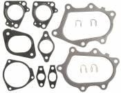 Turbochargers - GM Duramax LLY - Turbocharger Accessories - GM Duramax LLY - MAHLE - Turbocharger Mounting Gasket Set - 2001-2010 GM 6.6L Duramax