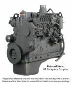 Reviva - Long Block Supreme Engine - 1994-1998 Dodge 5.9L Cummins 6B