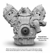 Reviva - Long Block Engine - 2001-2004 GM 6.6L Duramax LB7 AT