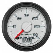 "Dodge - 2007 - 2018 6.7L Dodge Cummins - Auto Meter Gauges - 2"" RAIL PRESS - 0-30K PSI FSE - CUMMINS 6.7L -DODGE FACTORY MATCH"
