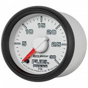 "Auto Meter Gauges - 2-1/16"" FUEL PRESS - 0-30 PSI - FSE -DODGE FACTORY MATCH - Image 2"
